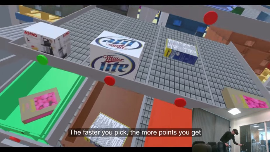 Emulate 3D Virtual Reality Modell - SimPlan AG