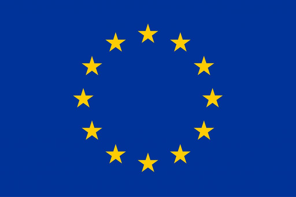 EU-Flagge - SimPlan AG