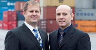 Stephan Stauber und Uwe Pfeil - SimPlan AG