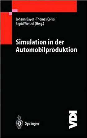 Buchempfehlung: Simulation in der Automobilindustrie