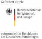 Logo Bundesministerium für Wirtschaft und Energie - SimPlan AG