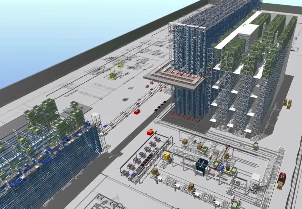 Produktionslogistik - SimPlan AG