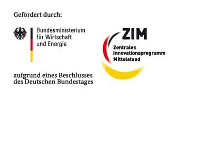 Logos BmfWuE - ZIM - SimPlan AG