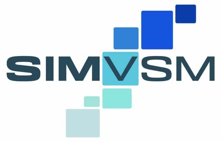 SimVSM Logo - SimPlan AG