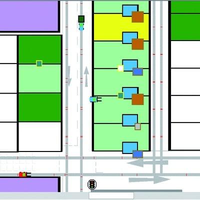 Restrukturierung eines Cargo-Terminals