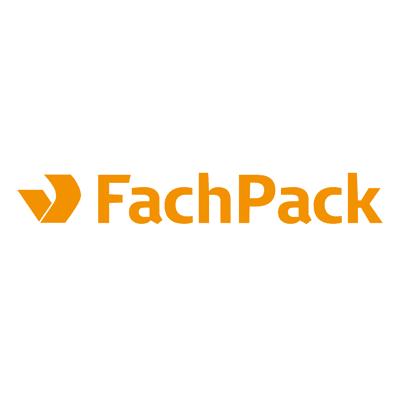 Logo FachPack - SimPlan AG