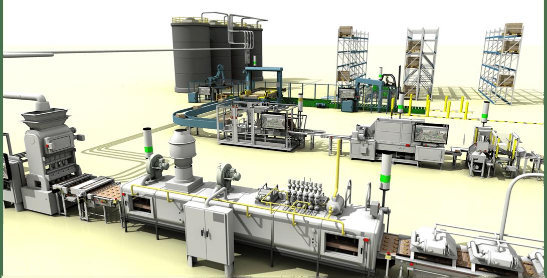 AnwendertreffenE3D: Anwenderprojekt Rockwell Automation - SimPlan AG