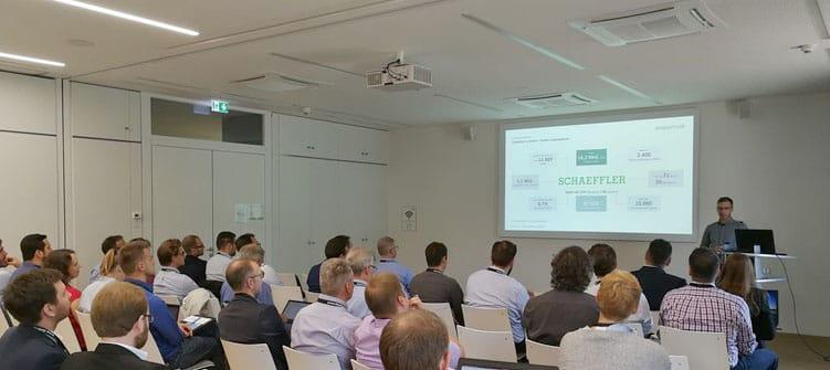 Simulationsvormittag in Regensburg 2019 - SimPlan AG