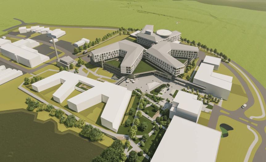 Campus Zentralklinikum Loerrach