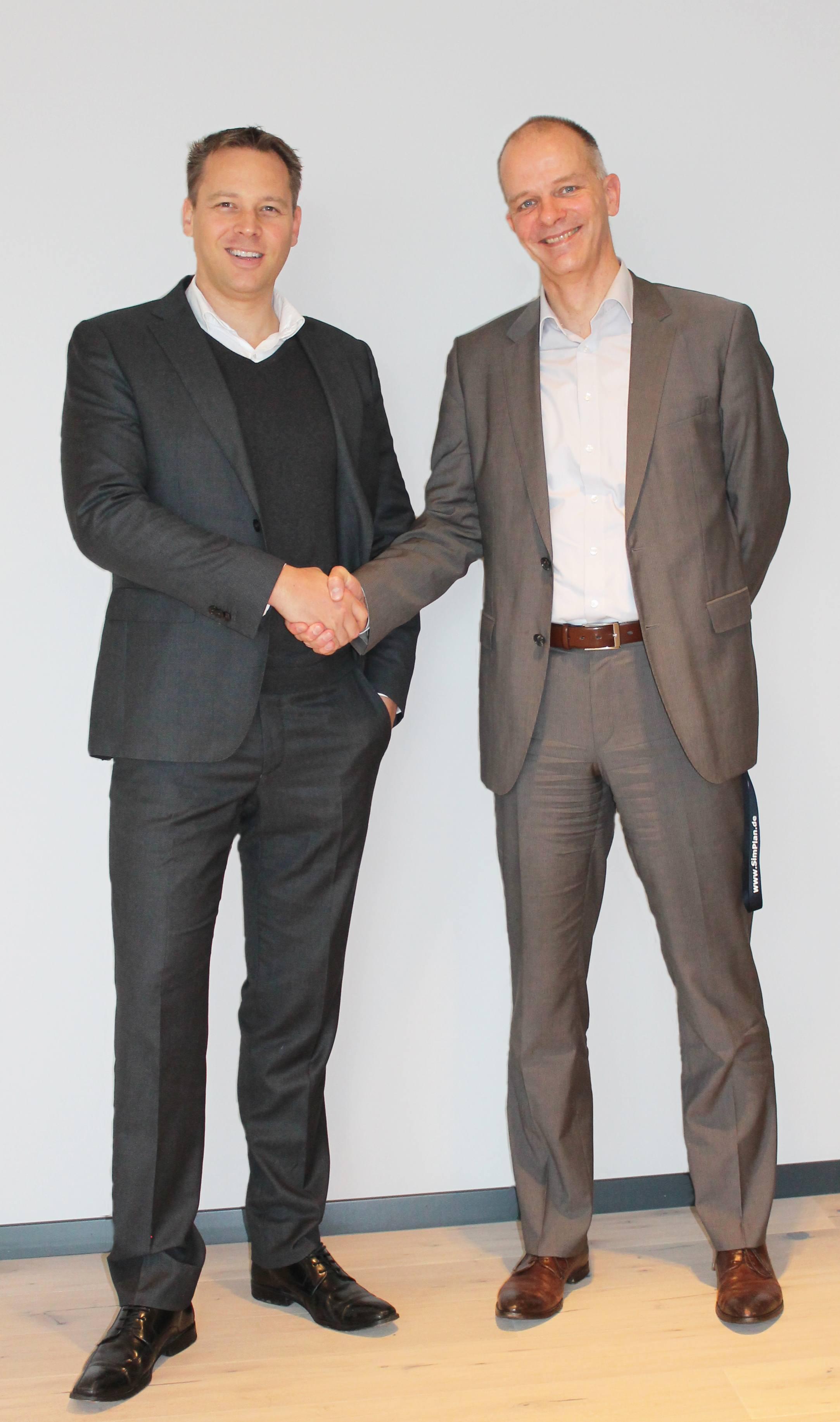 Dr. Sven Spieckermann, Fabian Lakenbrink SimPlan AG