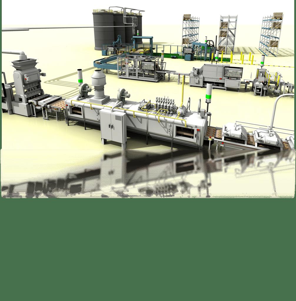 Modell Emulate3D - SimPlan AG