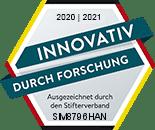 Forschungssiegel_Forschung_und_Entwicklung_2020