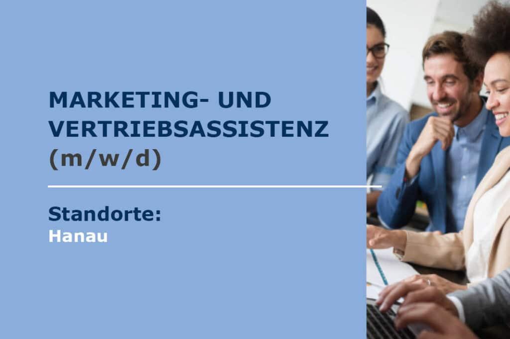 Stellenausschreibung_Marketing_Vertriebsassistenz