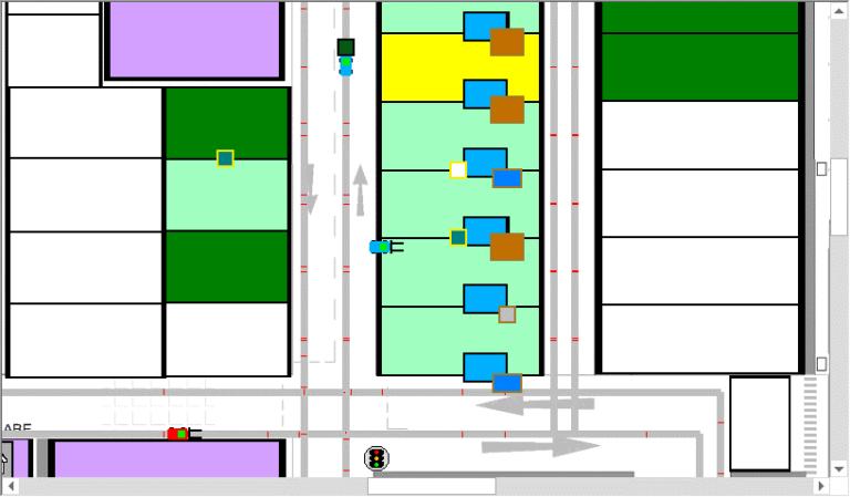Restrukturierung eines Cargo-Terminals - Simulationssoftware