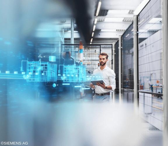 Digitale Fabrik - Kooperation zwischen der Siemens AG und der SimPlan AG