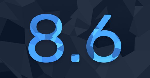 AnyLogic Release 8.6