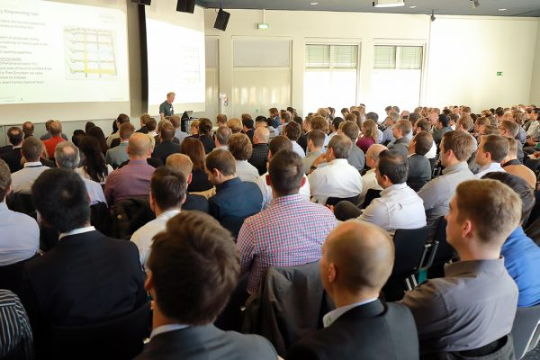Foto zur Plant Simulation Worldwide User Conference 2019